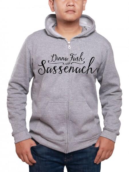 clothinx Sweatshirt Unisex Dinna Fash Sassenach