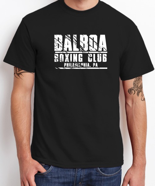 -- Balboa Boxing Club -- Boys T-Shirt