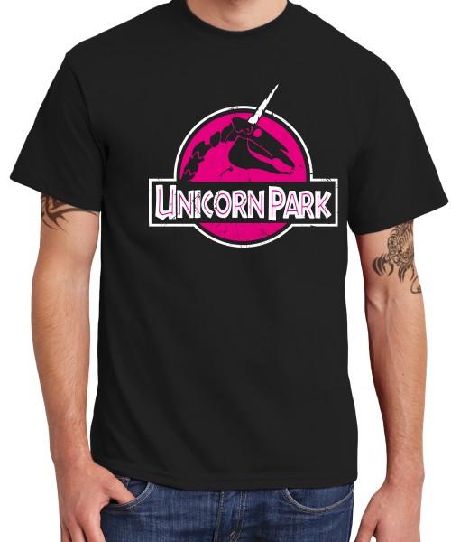 -- Unicorn Park -- Boys T-Shirt