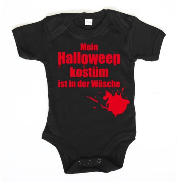 ::: MEIN HALLOWEEN KOSTÜM IST IN DER WÄSCHE ::: Baby Body für Mädchen & Jungen