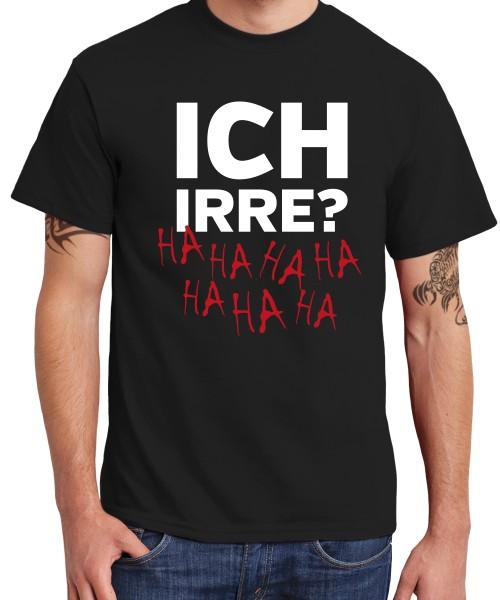 -- Ich Irre? -- Boys T-Shirt