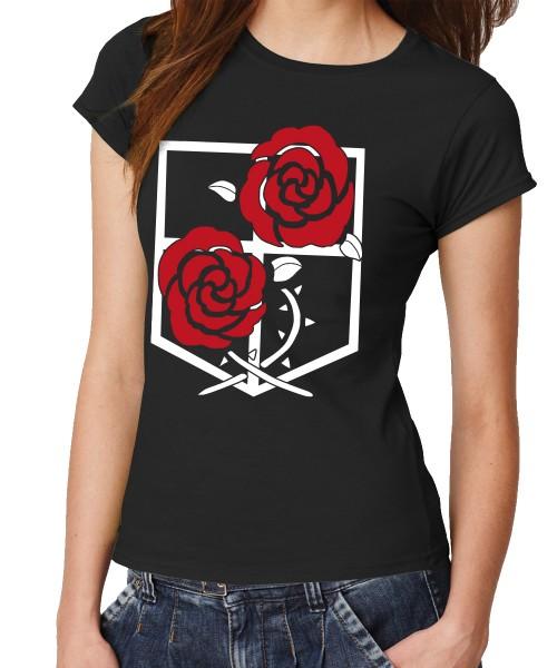 -- AoT Stationary Guard-- Girls T-Shirt