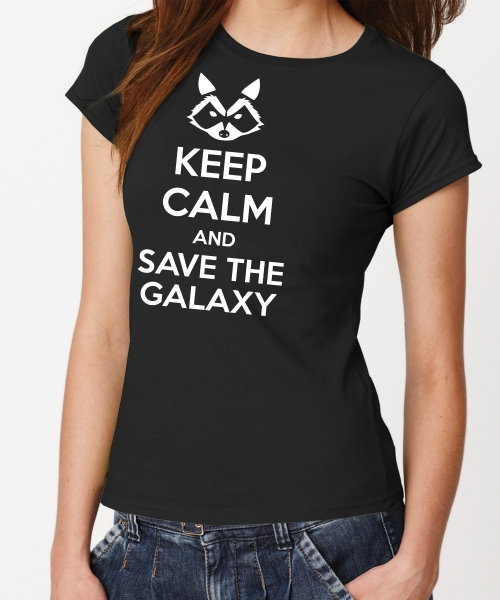 Keep_Calm_Save_Galaxy_Schwarz_Girl_Shirt.jpg
