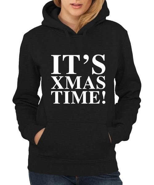 Its_xmas_time_Schwarz_Girl_Hoodie.jpg