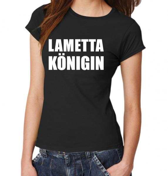 ::: LAMETTAKÖNIGIN ::: T-Shirt Damen