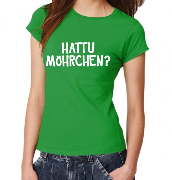 ::: HATTU MÖHRCHEN ::: T-Shirt Damen