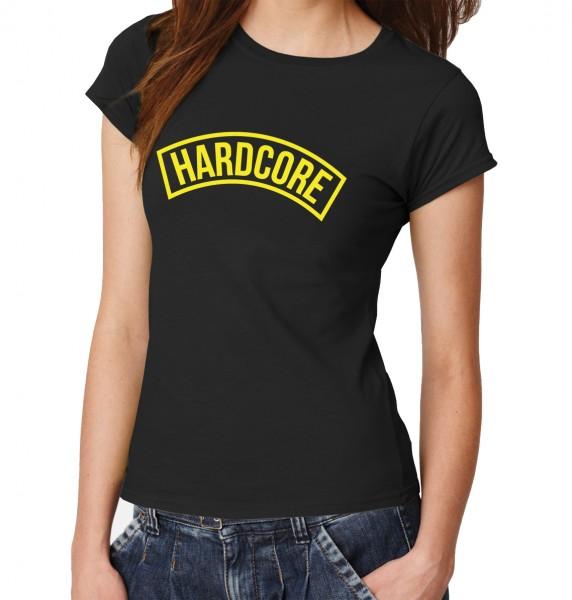 -- Subkultur Hardcore -- Girls T-Shirt