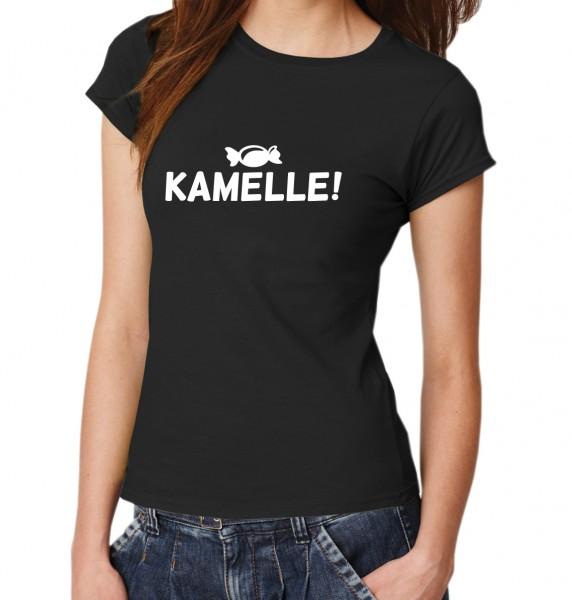 ::: KAMELLE ::: T-Shirt Damen