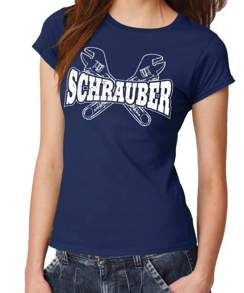 -- Schrauber -- Girls T-Shirt