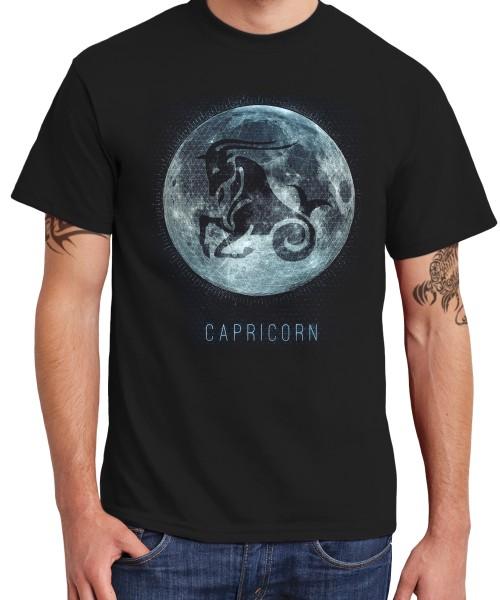 -- Sternzeichen Steinbock -- Boys T-Shirt