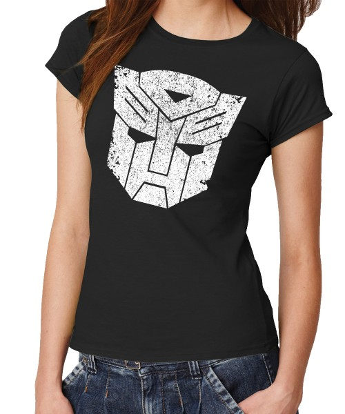-- Autobots, Roll Out -- Girls T-Shirt