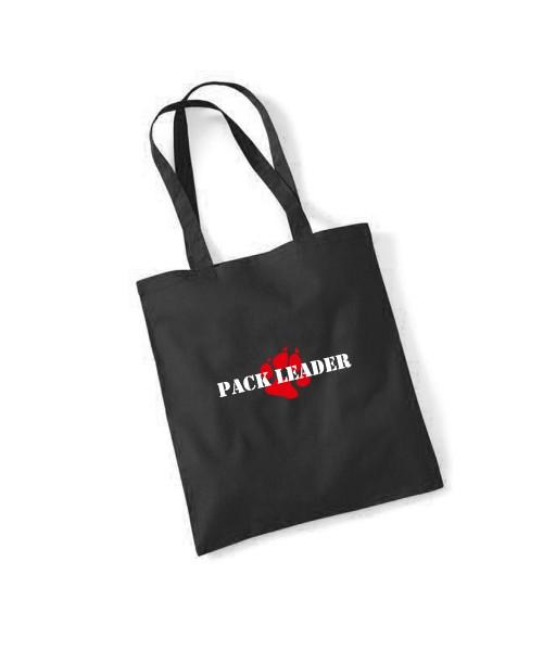 -- Pack Leader -- Baumwolltasche