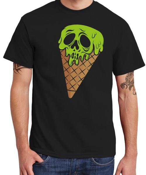 -- I Scream Halloween Motiv -- Boys T-Shirt