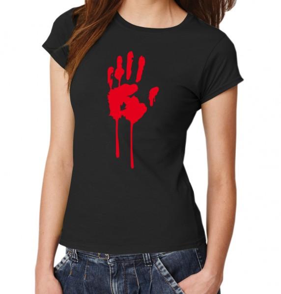 ::: BLUTHAND ::: T-Shirt Damen