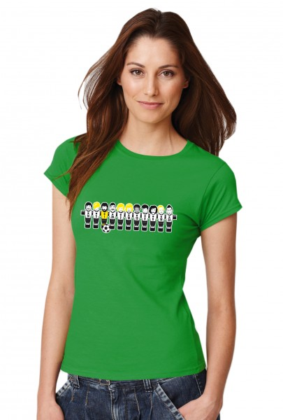 ::: DREAMTEAM ::: Grafikdesign Shirt made with Love ::: Damen