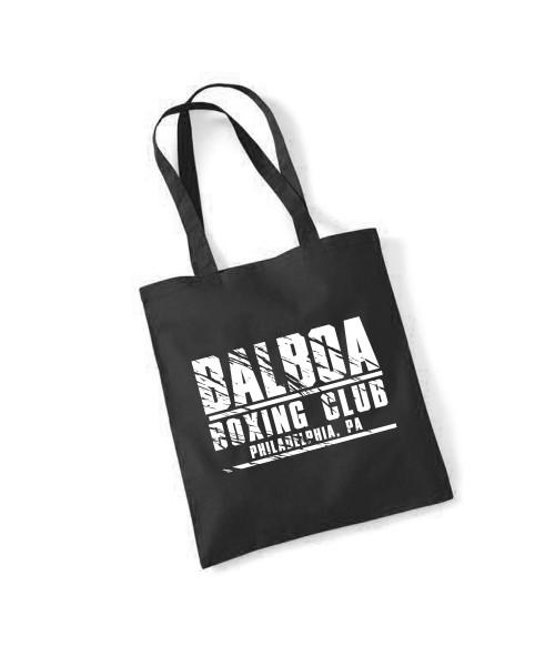 -- Balboa Boxing Club -- Baumwolltasche