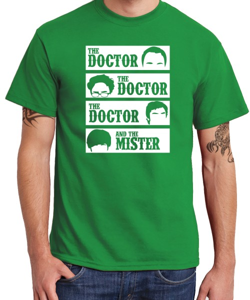 -- The Doctors -- Boys T-Shirt