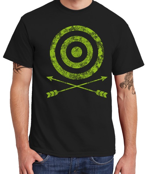 -- Crossed Arrows – inspired by Arrow -- Boys T-Shirt
