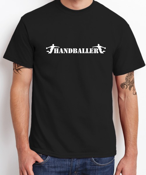 -- Handballer -- Boys T-Shirt
