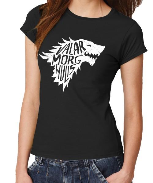 -- GoT - Valar Morghulis -- Girls T-Shirt