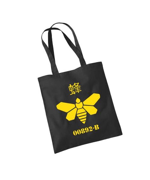 -- Meth Bee -- Baumwolltasche