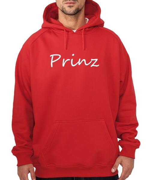 -- Prinz -- Boys Kapuzenpullover