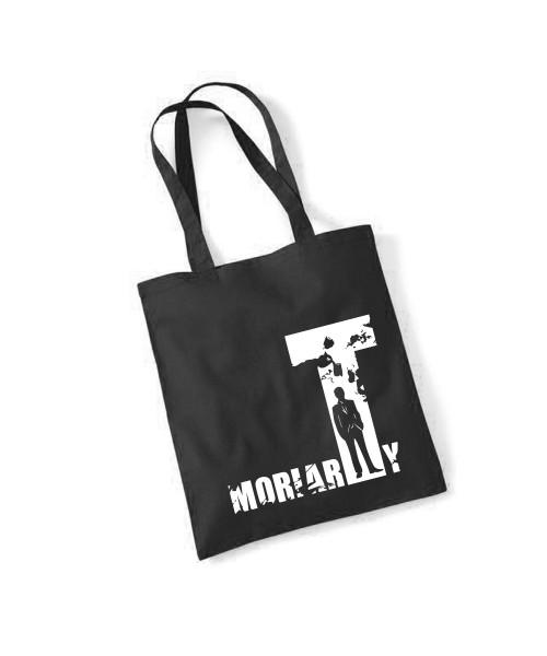 --Moriarty -- Baumwolltasche