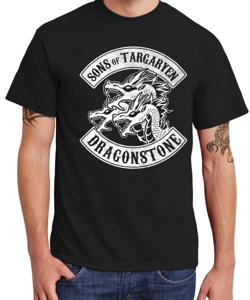 -- Sons of Targaryen -- Boys T-Shirt