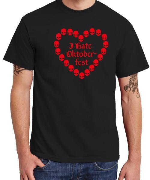 -- I Hate Oktoberfest -- Boys T-Shirt