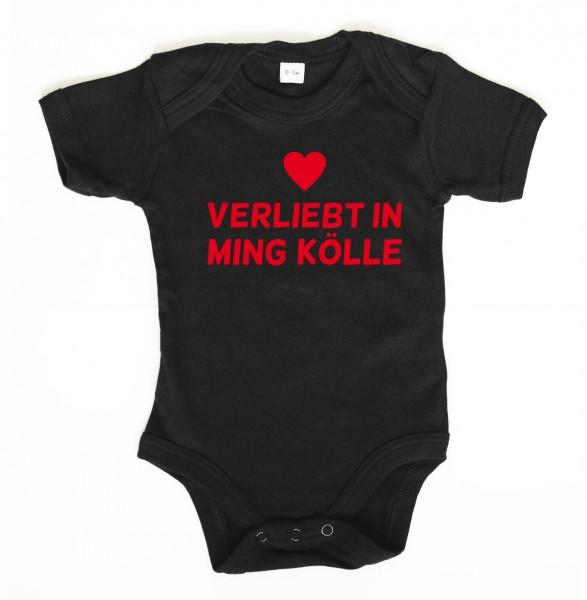 ::: VERLIEBT IN MING KÖLLE ::: Baby Body für Mädchen & Jungen