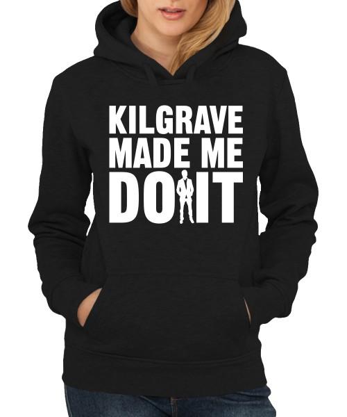 -- Kilgrave Made Me Do It -- Girls Kapuzenpullover