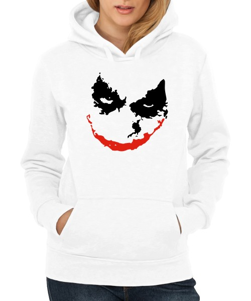 -- Why So Serious? -- Girls Kapuzenpullover