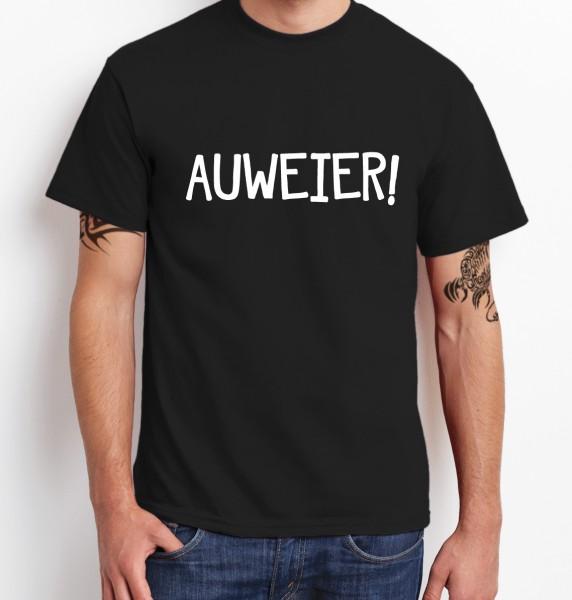 ::: AUWEIER ::: T-Shirt Herren