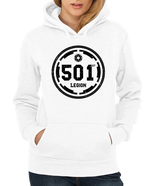 -- 501st Legion -- Girls Kapuzenpullover