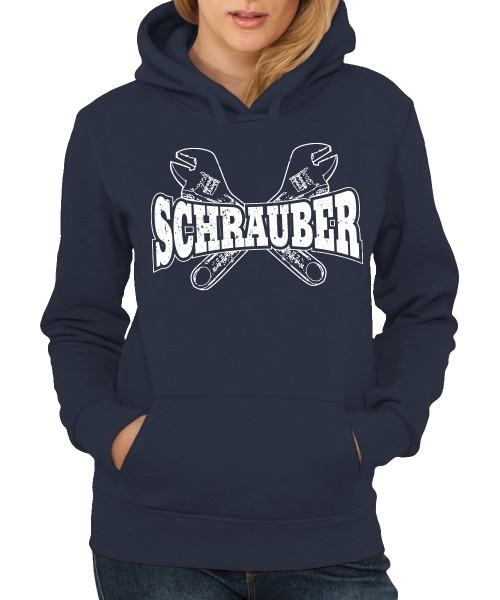 -- Schrauber -- Girls Kapuzenpullover