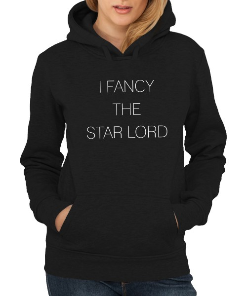 -- I Fancy The Starlord -- Girls Kapuzenpullover