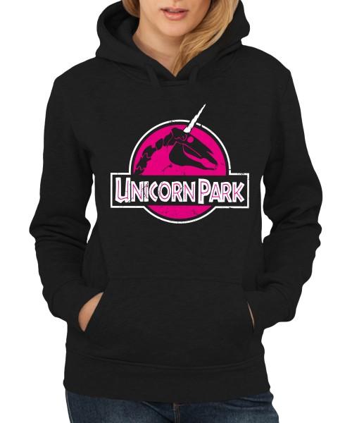 -- Unicorn Park -- Girls Kapuzenpullover