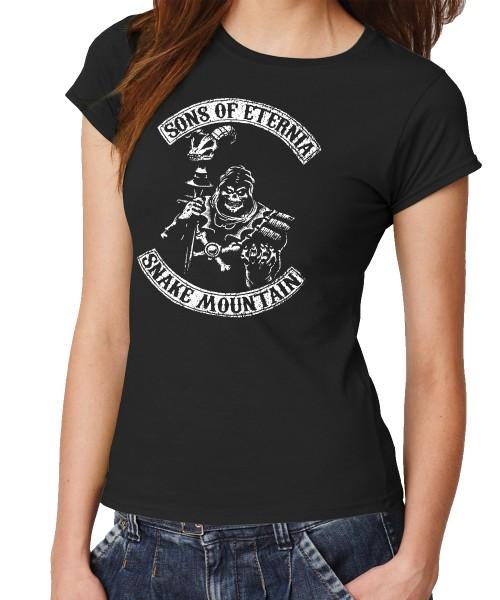 -- Sons of Eternia -- Girls T-Shirt