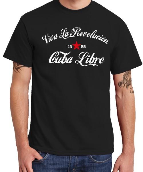 -- Cuba Libre - Viva la Revolución -- Boys T-Shirt