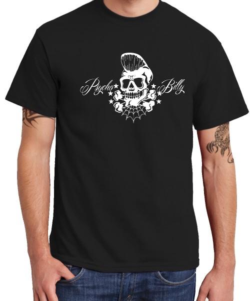 -- Psychobilly -- Boys T-Shirt