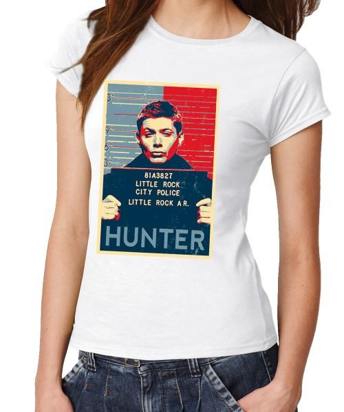 -- Hunter -- Girls T-Shirt