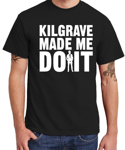 -- Kilgrave Made Me Do It -- Boys T-Shirt