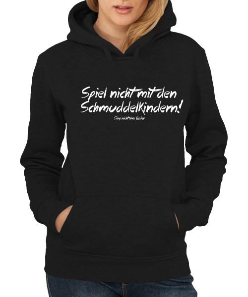 -- Schmuddelkinder -- Girls Kapuzenpullover