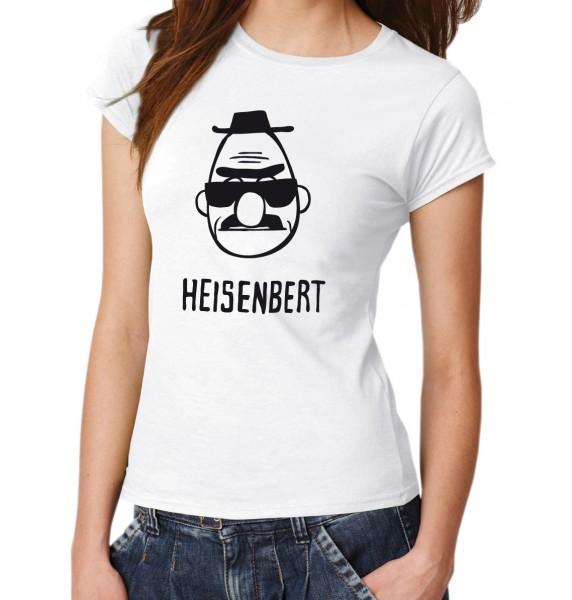 ::: HEISENBERT ::: T-Shirt Damen