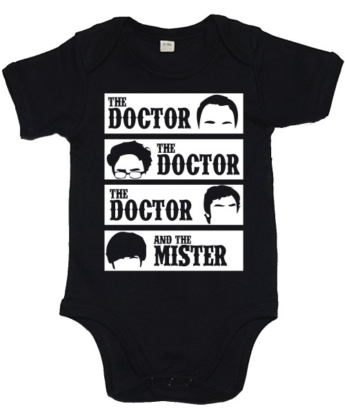 -- The Doctor The Doctor The Mister -- Babybody