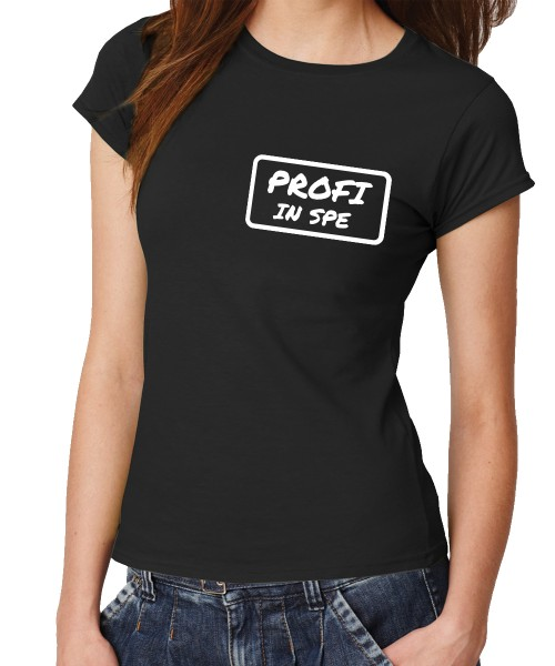 -- Profi in Spe -- Girls T-Shirt