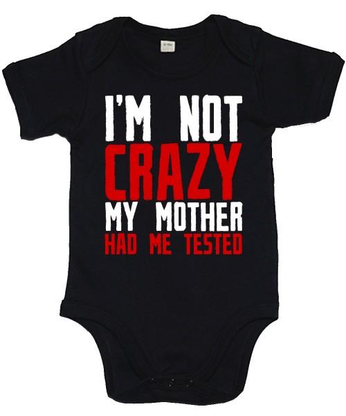 -- I´m not crazy ... -- Babybody