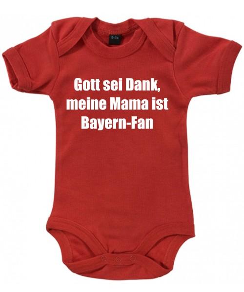 -- Gott sei Dank mein Mama ist Bayern-Fan -- BabyBody