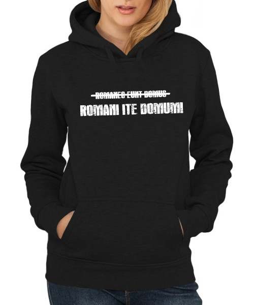 -- Monty Python - Romani Ite Domum! -- Girls Kapuzenpullover