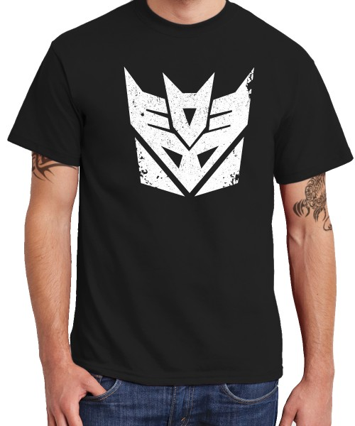 -- Decepticons, Punish and Enslave -- Boys T-Shirt